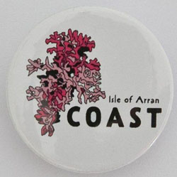COAST badge