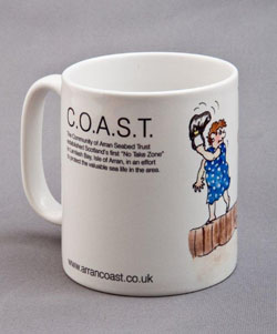 MPA cartoon mug