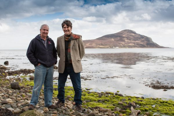 Howard and Don Lamlash Bay