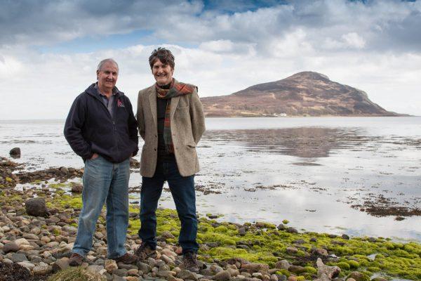 Howard and Don Lamlash Bay