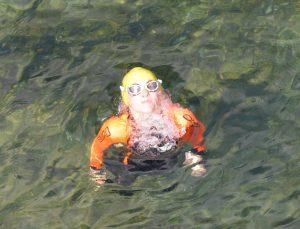 Kelp dredging